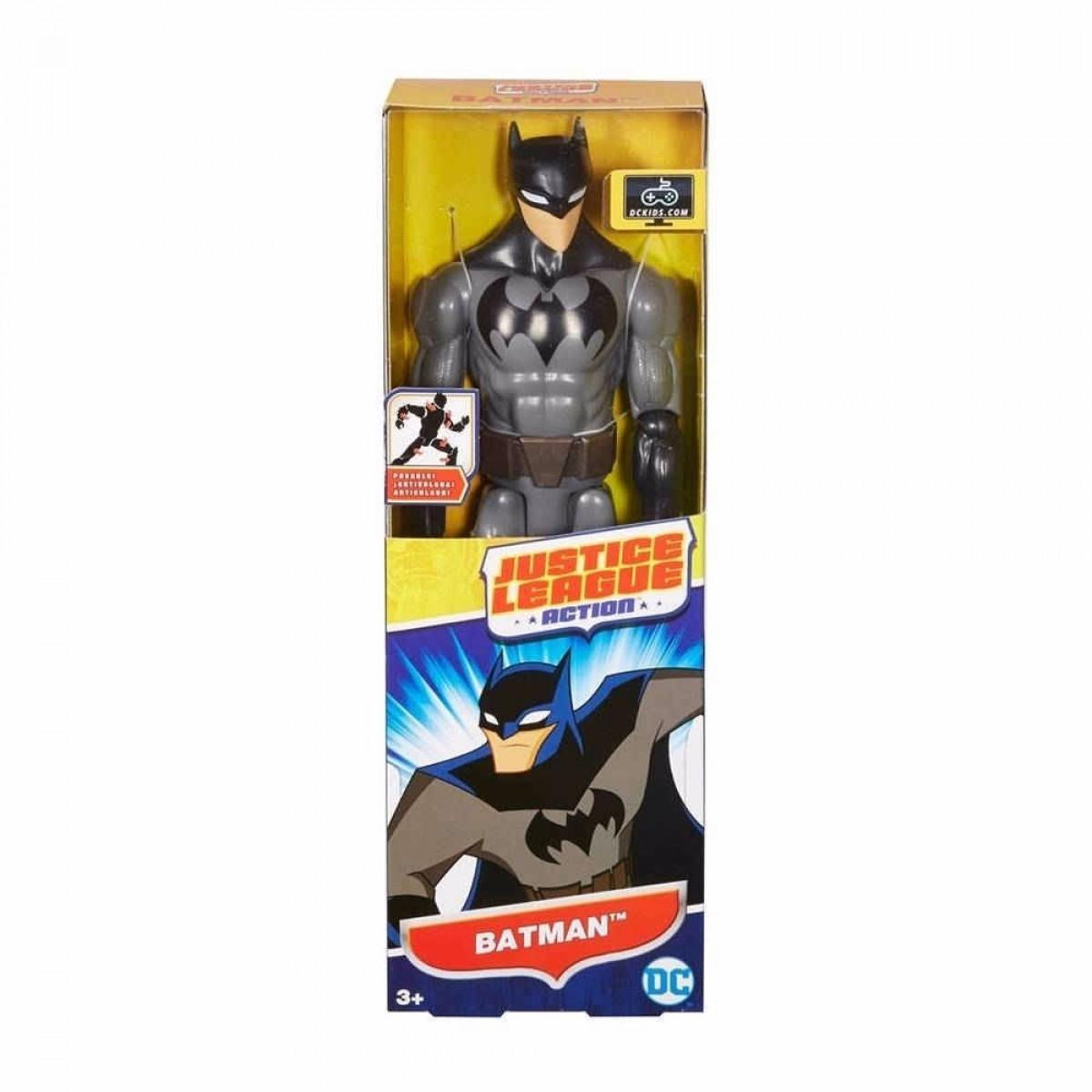 Boneco Batman Liga da Justiça 30cm - Mattel 611c8d49bc1