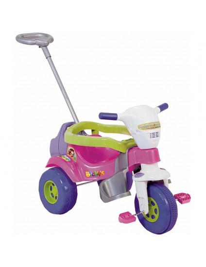 Tico Tico Bichos Rosa com Som e Luzes - Magic Toys