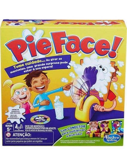 Jogo Pie Face Reação - Hasbro