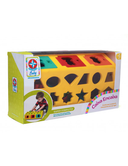 Caixa Encaixa - Estrela