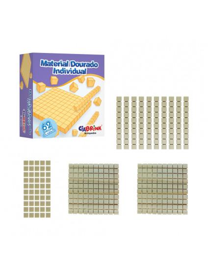 Material Dourado Individual - Ciabrink