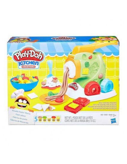 Massinha Play Doh Fábrica De Macarrão - Hasbro