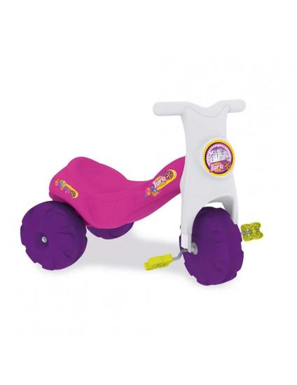 Triciclo New Turbo Girl - 0753.7 -  Xalingo