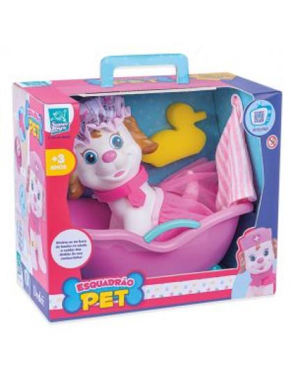 Esquadrão Pet Banho 415 - Super Toys