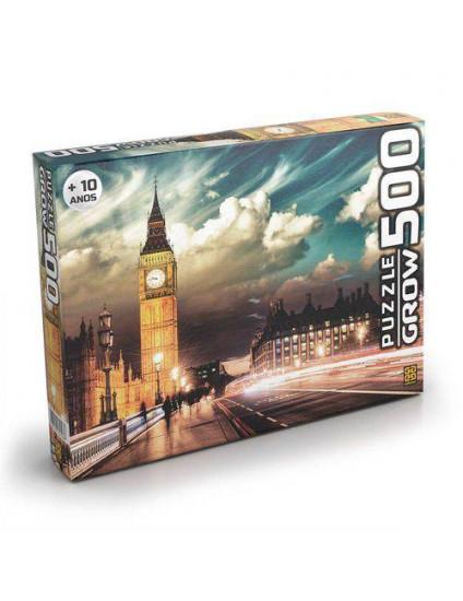 Puzzle 500 peças Londres - GROW