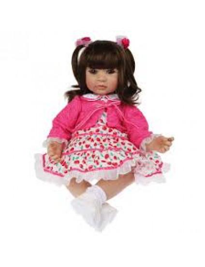 Boneca Laura Doll Cherry - Bebe Reborn