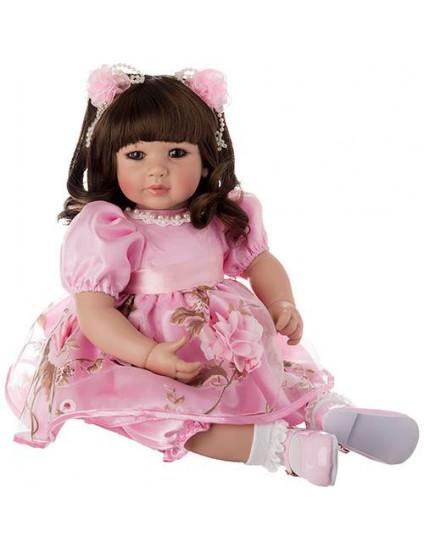 Boneca Laura Doll Spring Bebe Reborn Shiny Toys