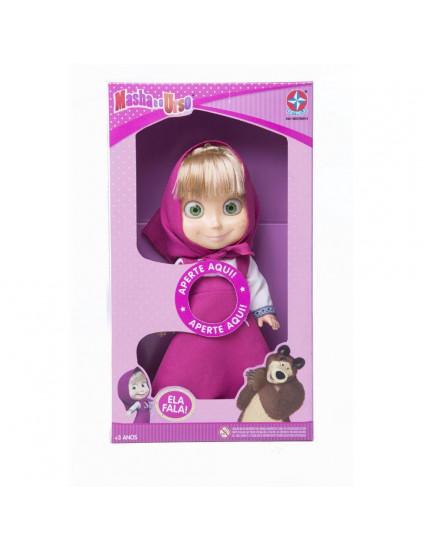 Boneca Masha com som- Estrela