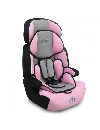 Cadeira Para Auto Cometa 9-36 kgs Rosa  - Baby Style