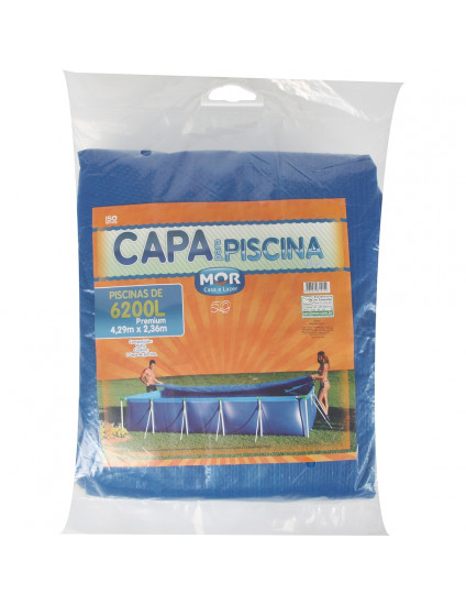 Capa para Piscina 6200 Premium MOR