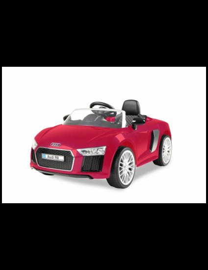 Carro Elétrico Com Controle Super 6v Audi R8 Vermelho  - Xalingo