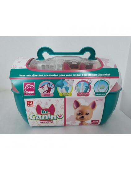 Maleta Dr Canino com Pet - Roma