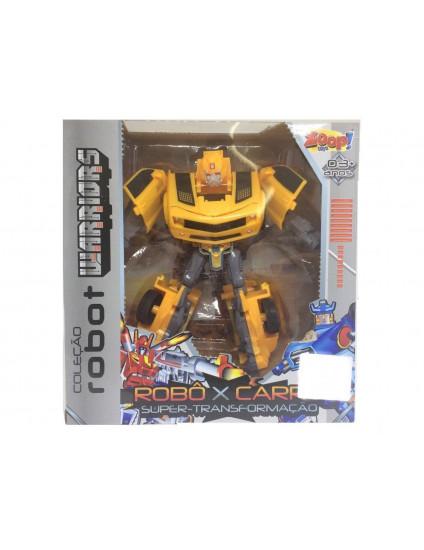Camaro Robot Warriors - Zoop Toys