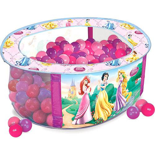 Piscina de Bolinhas Princesas Disney - Lider