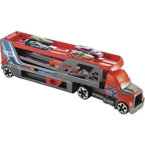 Pista Hot Wheels - Caminhão Lançador
