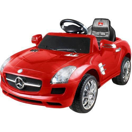 Carro Elétrico 6 Volts Mercedes Benz Vermelho Xalingo
