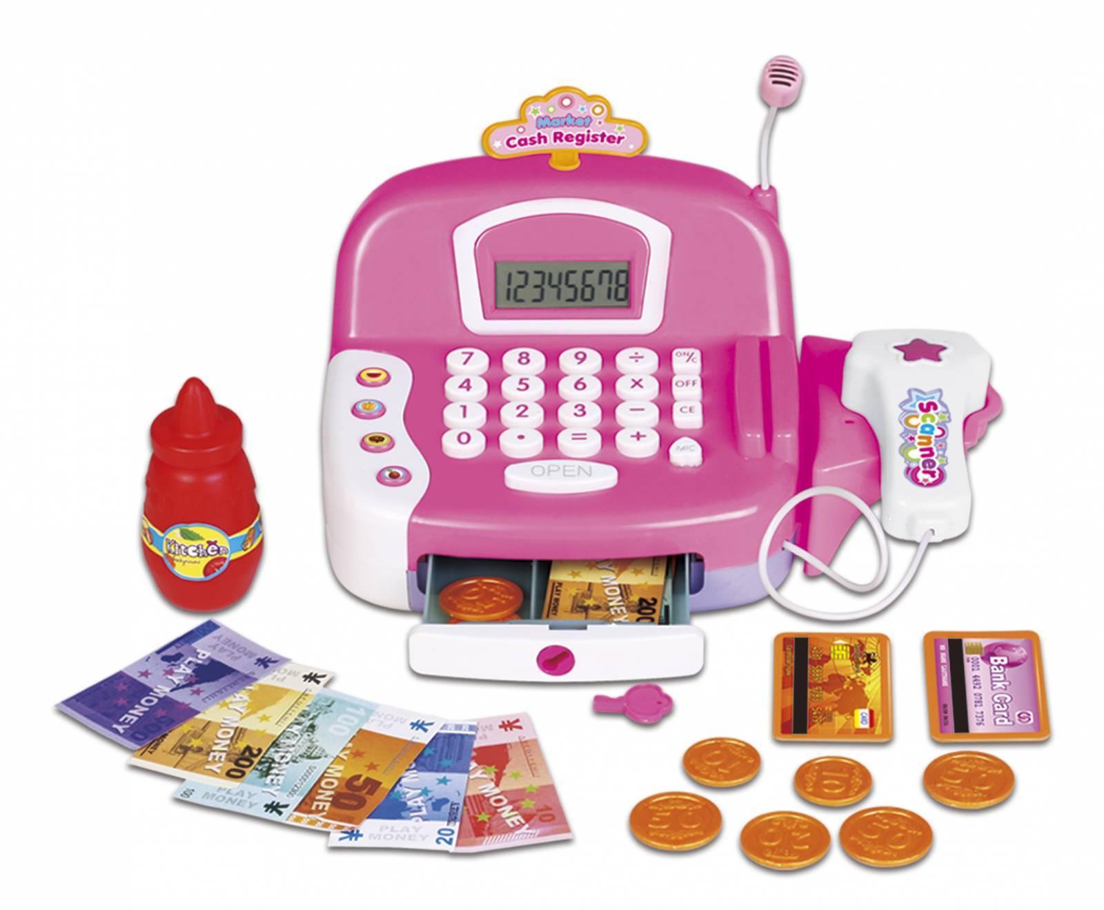 Grande Caixa Registradora Princesas Magicas - Zoop Toys