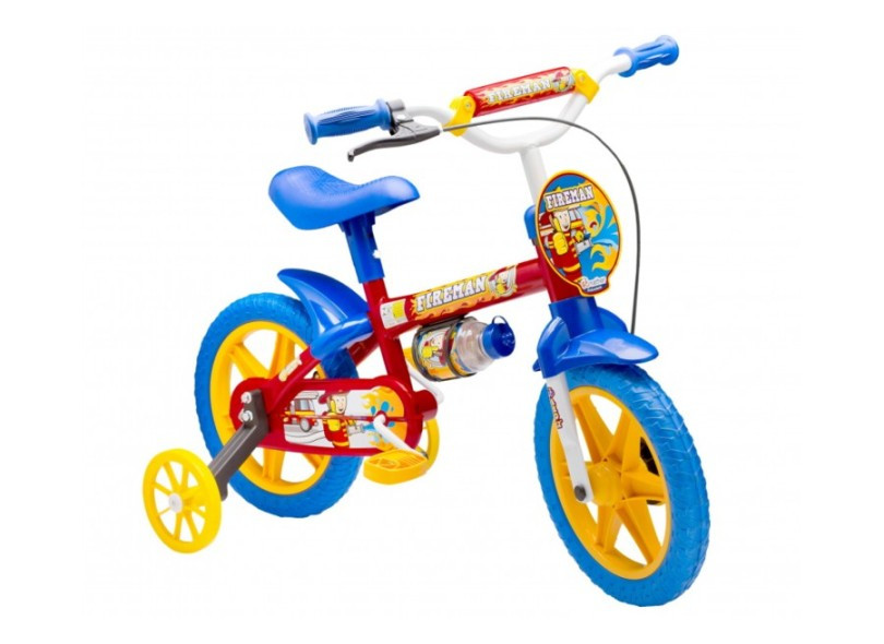 Bicicleta Aro 12 Fire Man 09 - Nathor
