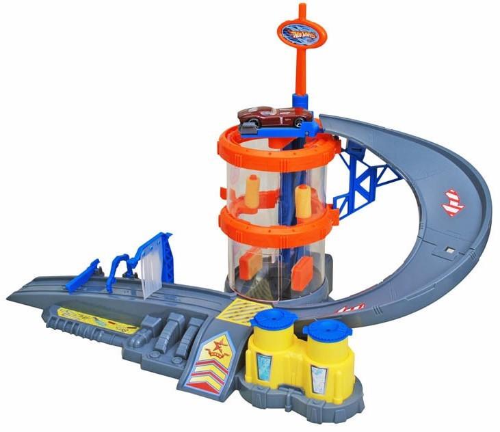Hot Wheels Super Lave Rapido - Mattel