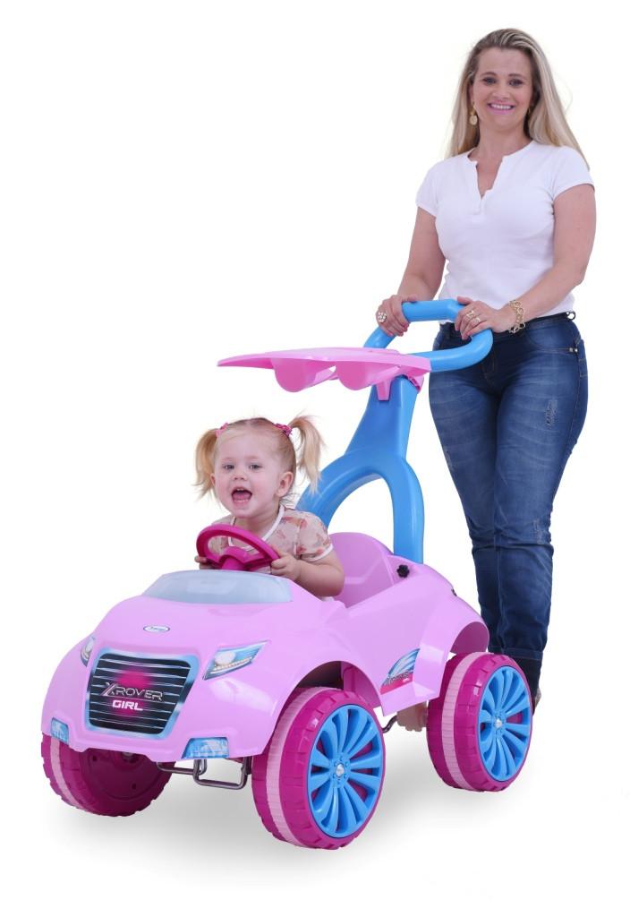 Carro XRover a Pedal Menina - Xalingo