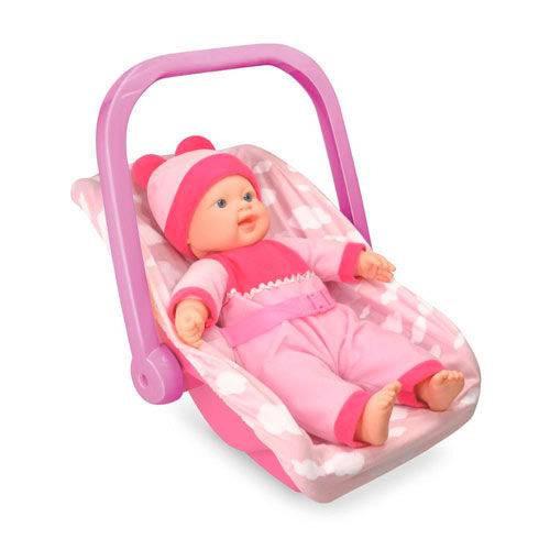 Boneca Bebê Conforto - Apolo