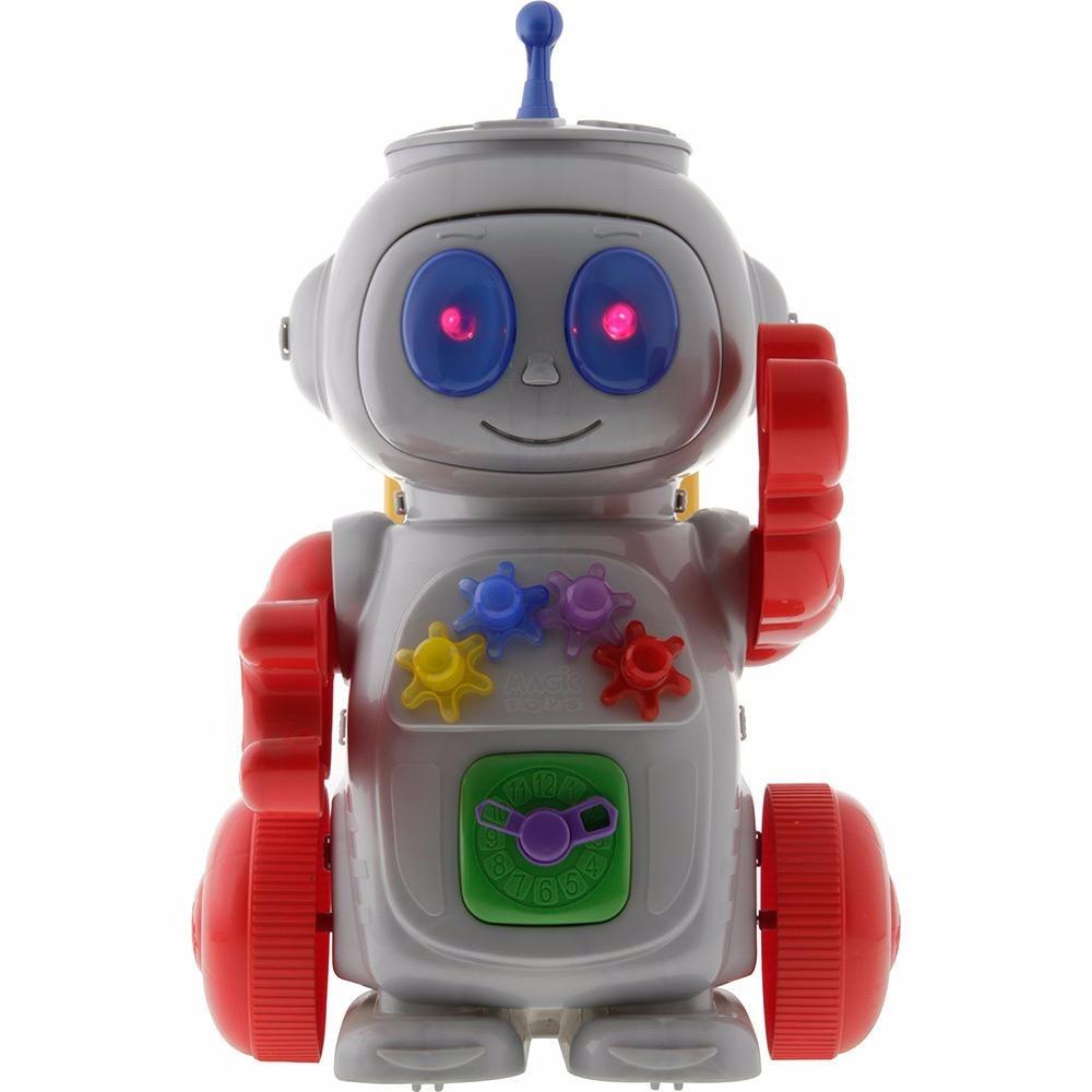 Robo Vermelho - Magic Toys
