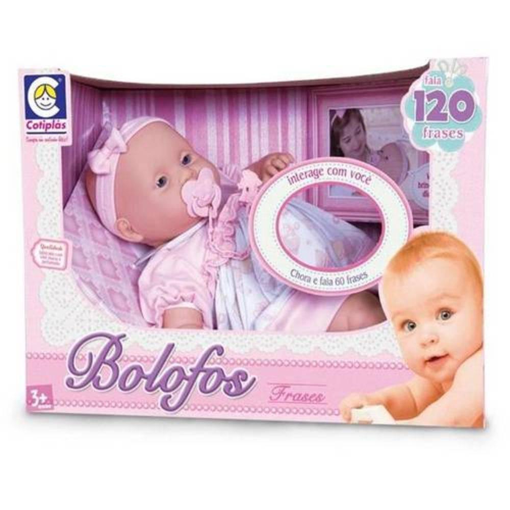 Boneca Bolofos - Cotiplas