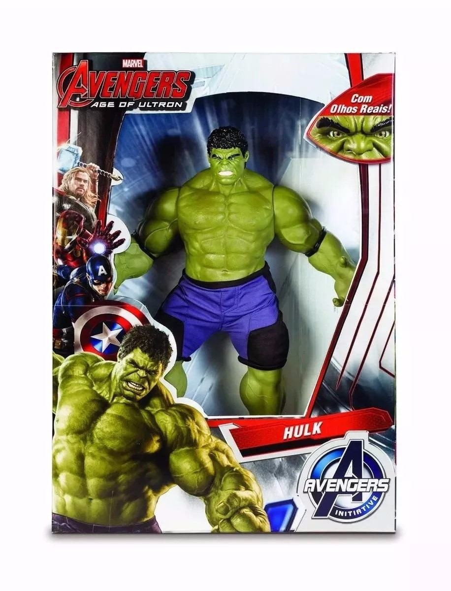 Boneco Hulk Gigante