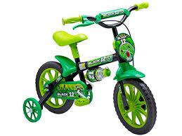 Bicicleta Aro 12 Black 03 - Nathor