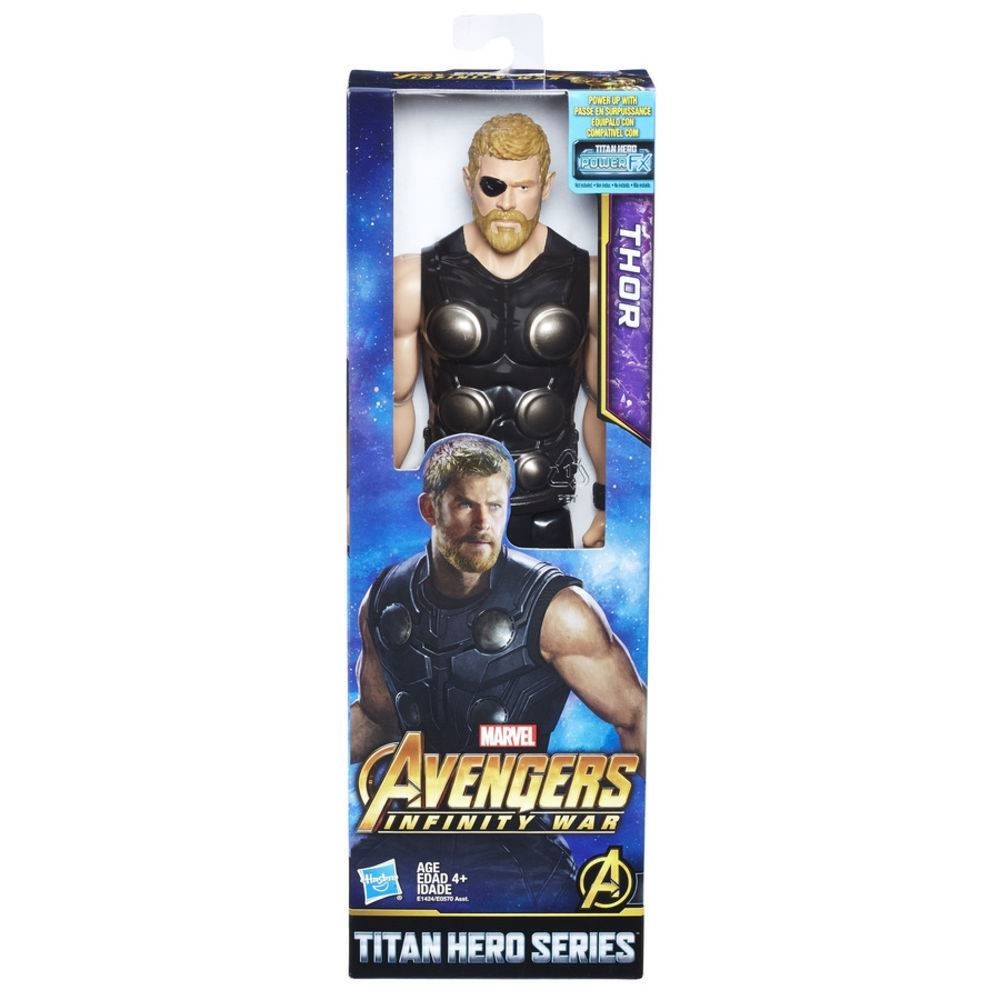 Boneco Titan Hero Series Thor - Hasbro