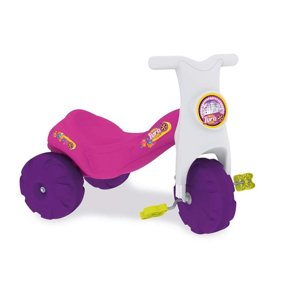 Triciclo New Turbo Girl - 0753.7 -  Xalingo