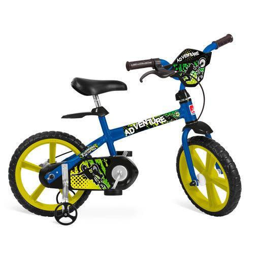 Bicicleta Aro 14 Adventure - Bandeirantes