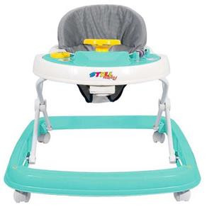 Andador Styll Baby Verde Sonoro - StyllBaby