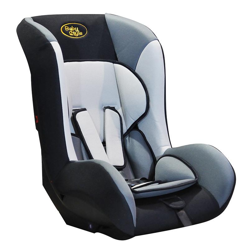 Cadeira Para Auto 0-25 Kgs Cinza - Baby Style