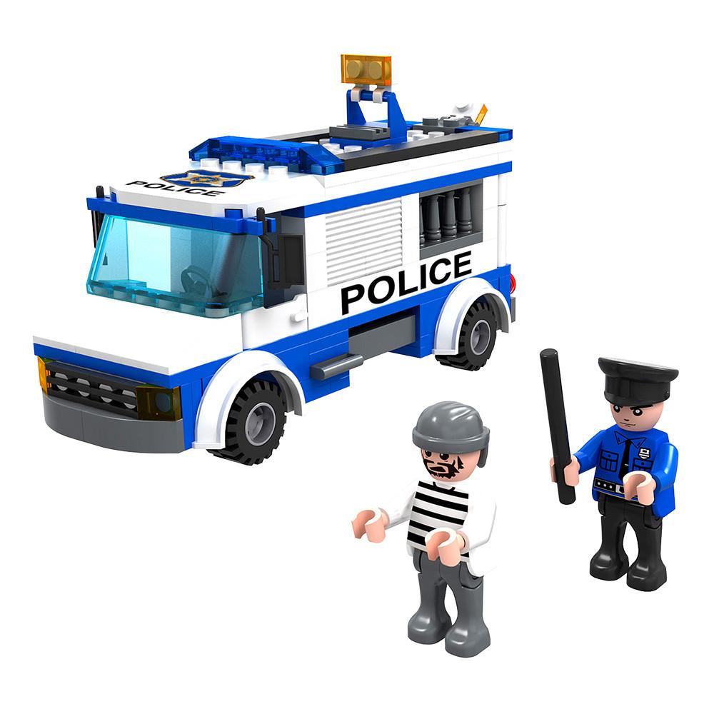 Blocos de Montar Esquadrão de polícia – 194 peças