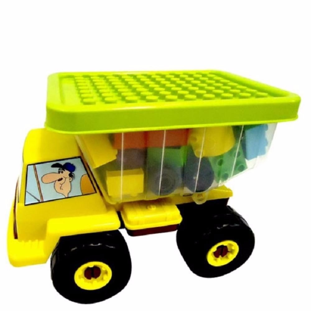 Caminhão Funny Blocks Truck - Funny toys