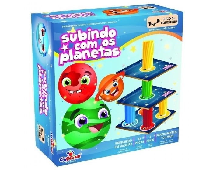 Jogo Subindo com os Planetas - Ciabrink