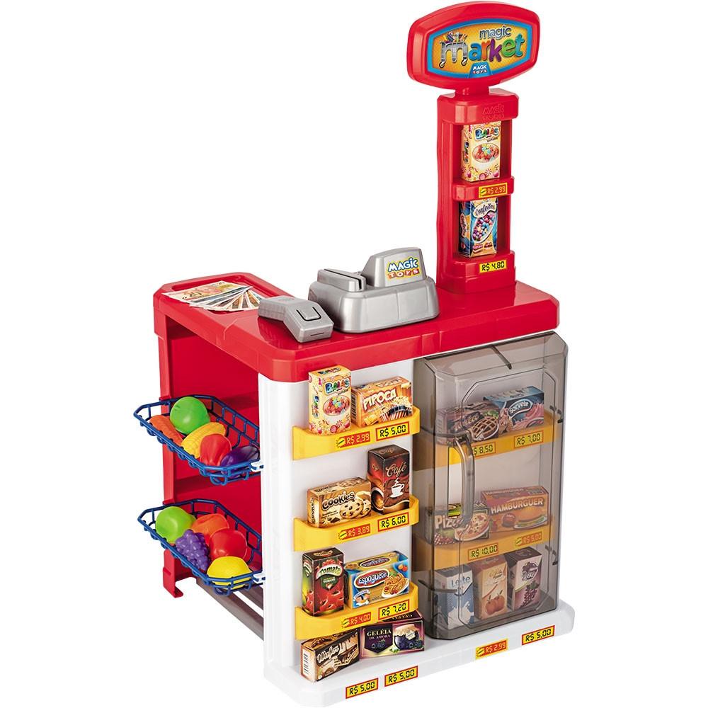 Magic Market - Magic Toys c/ Luz e Som