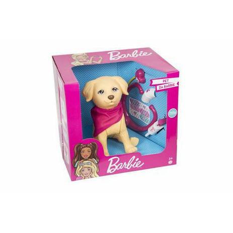 Pet da Barbie Veterinária - Puppee