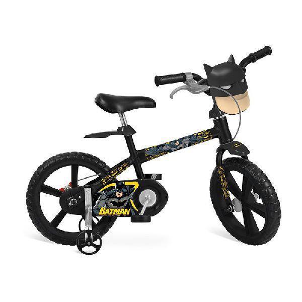 Bicicleta Aro 14 Batman - Bandeirante