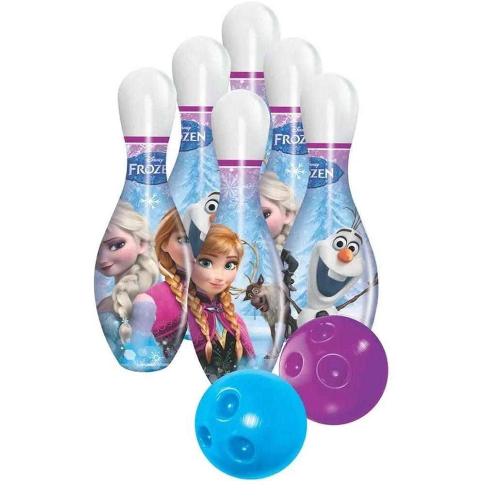 Jogo de Boliche Frozen Disney - 2332 - Lider