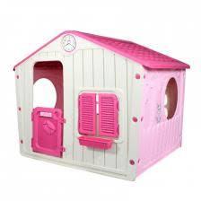 Casinha de Brinquedo Pink - Belfix