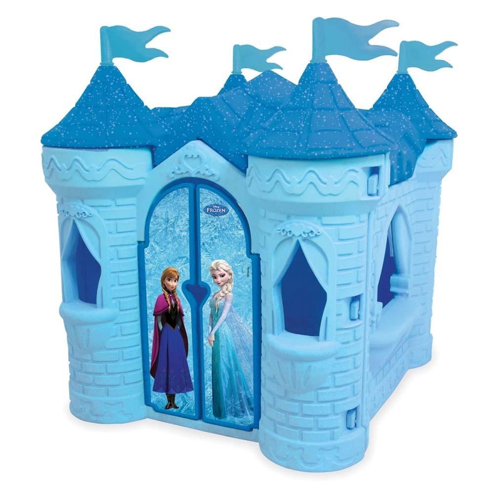 Castelo Frozen Disney - Xalingo