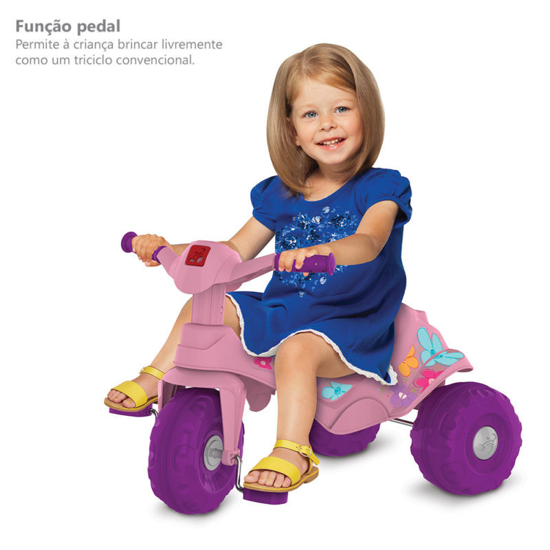 Motoka Passeio e Pedal Flower - Bandeirante