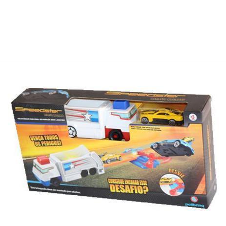 Pista Speedster Desafio Extremo