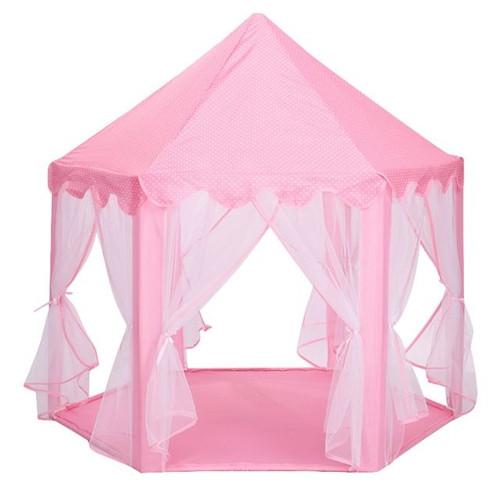Tenda Iluminada Rosa - DMT5875 - DMTOYS