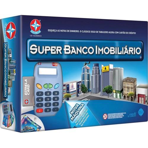 Super Banco Imobiliário -1201602800034 Estrela