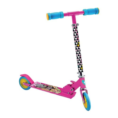 Patinete Barbie Fabuloso - Fun
