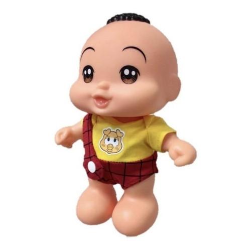 Boneco Cascão - Turma da Mônica Baby - 0415 -  Adijomar
