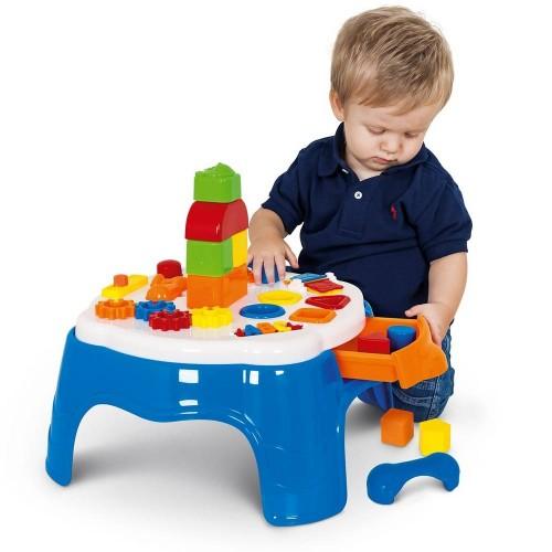 Mesa de Atividades Azul - Play Time
